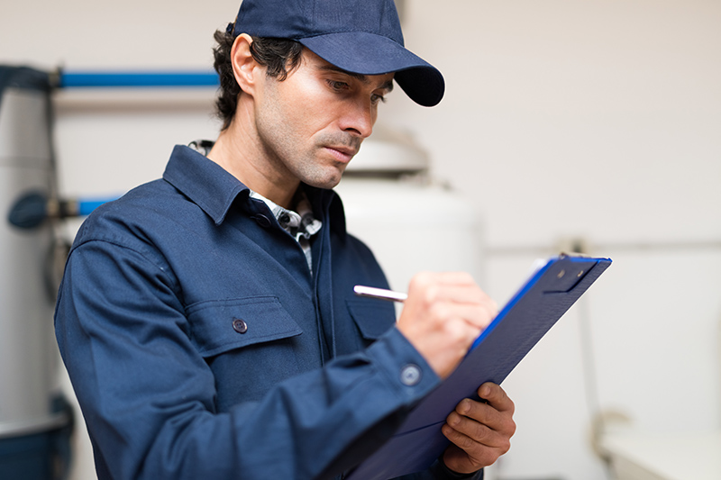 Building Regulations For Boiler Installation in Blackpool Lancashire